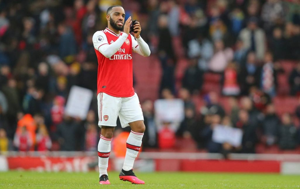 Arsenal want to swap Lacazette with Lemar