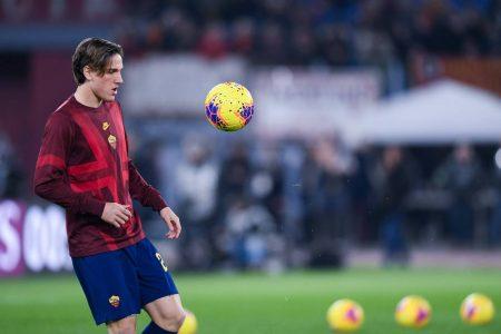 Mancini backs Zaniolo to shine