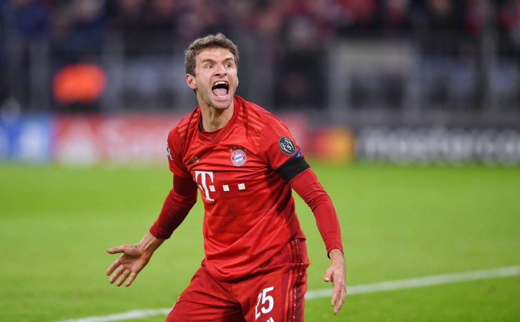 Thomas Müller, Bayern