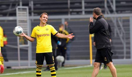 Mario Götze, Dortmund
