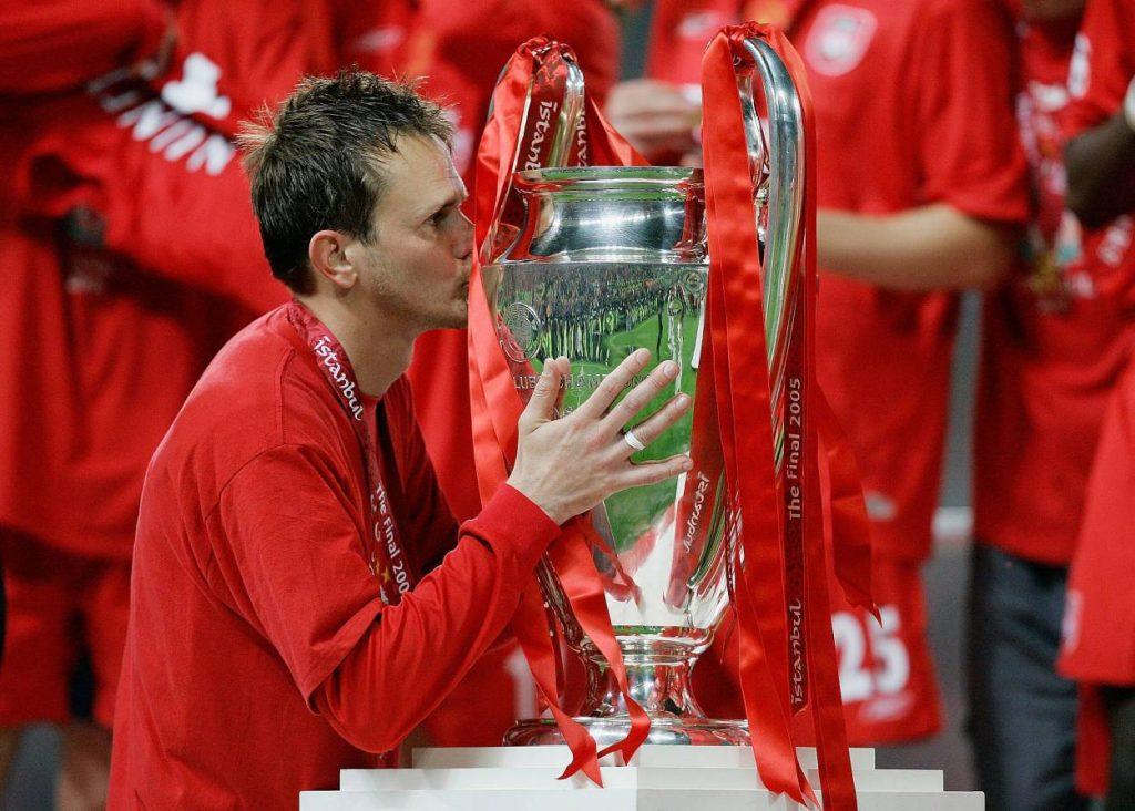Dietmar Hamann FC Liverpool Champions League Sieger 2005
