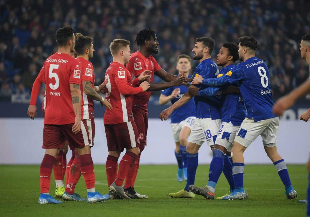 Fortuna, Schalke