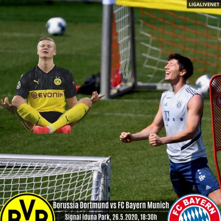 BVB vs Bayern Munich
