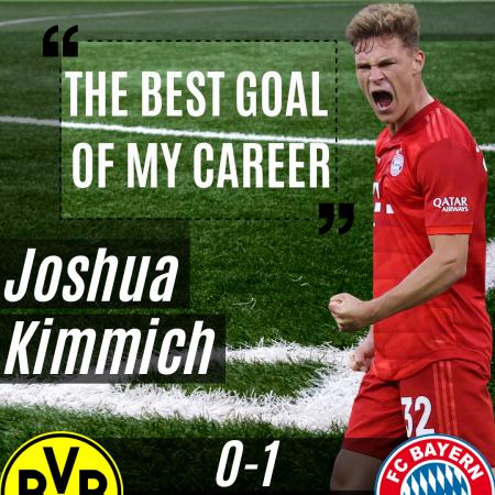 Joshua Kimmich goal