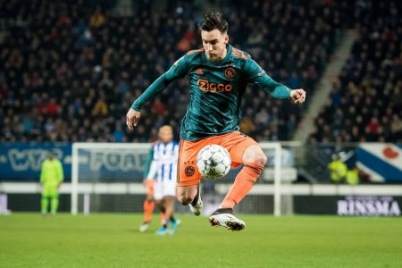 Ajax star on Chelsea's transfer radar