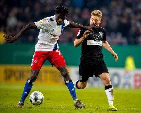 HSV, VfB