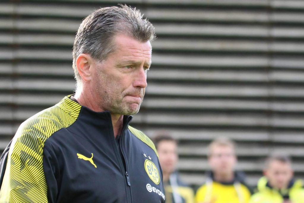 Michael Skibbe Borussia Dortmund