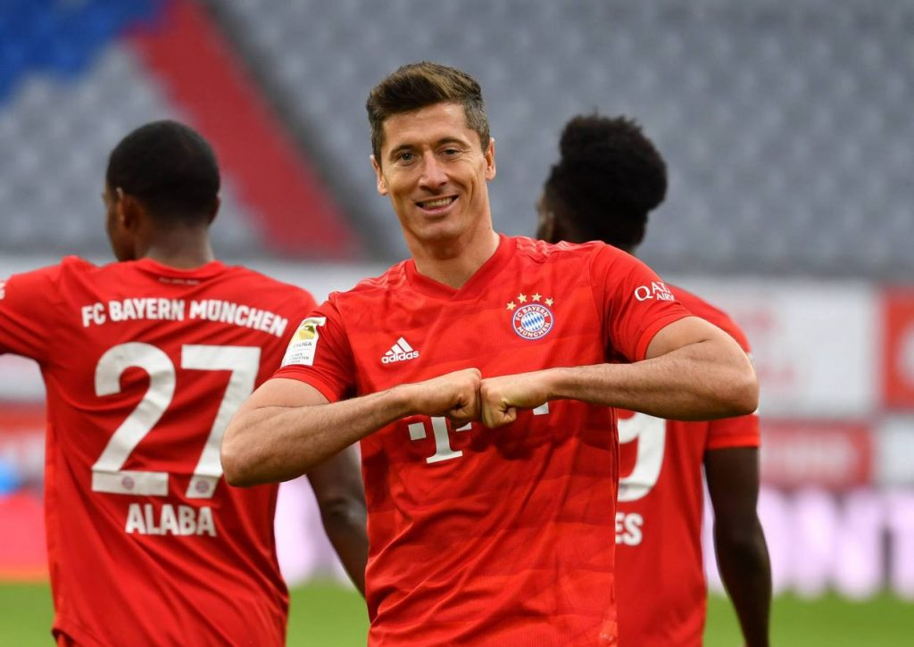 Three reasons why Bayern Munich are favorites to win Champions League after quarter-final draw