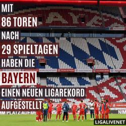 Der neue Bayern München Rekord