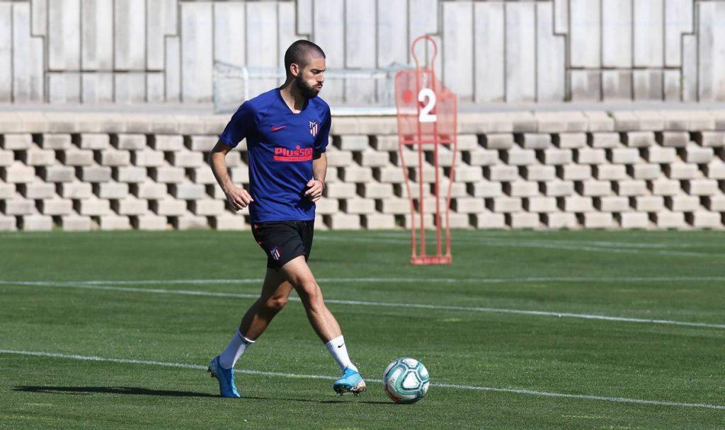 Carrasco anticipates 'strange' La Liga return