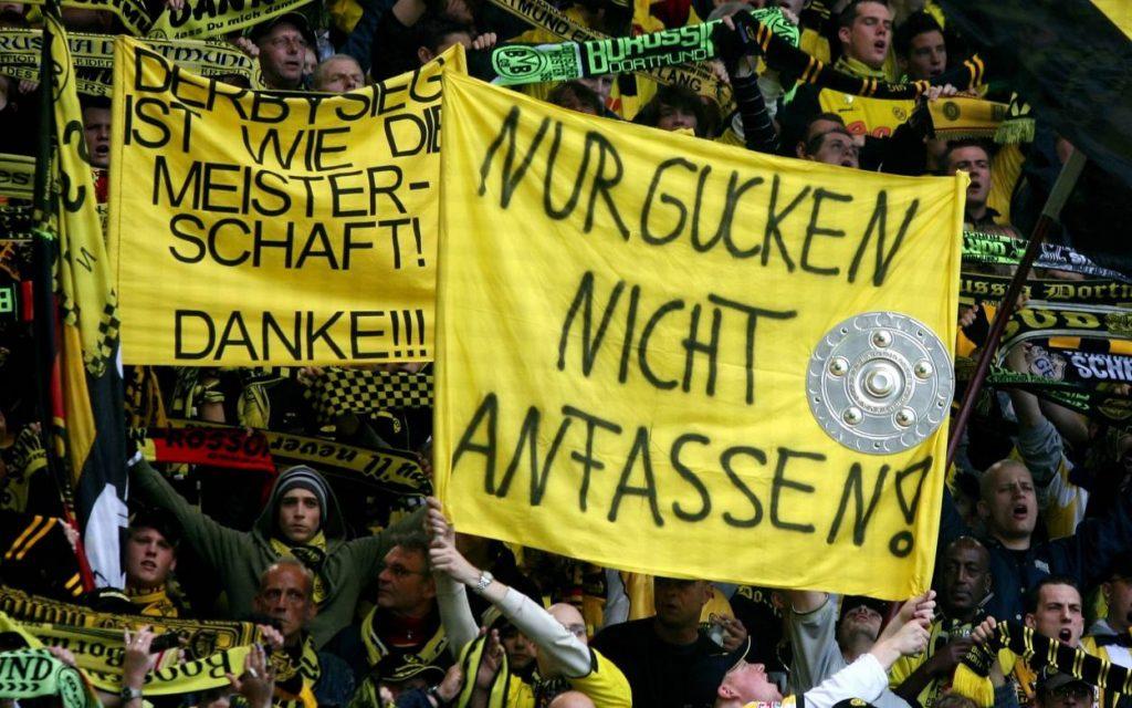 Derby-Sieg ist wie Meisterschaft: Am 12. Mai 2007 stürzt Borussia Dortmund Schalke 04 ins Tal der Tränen.