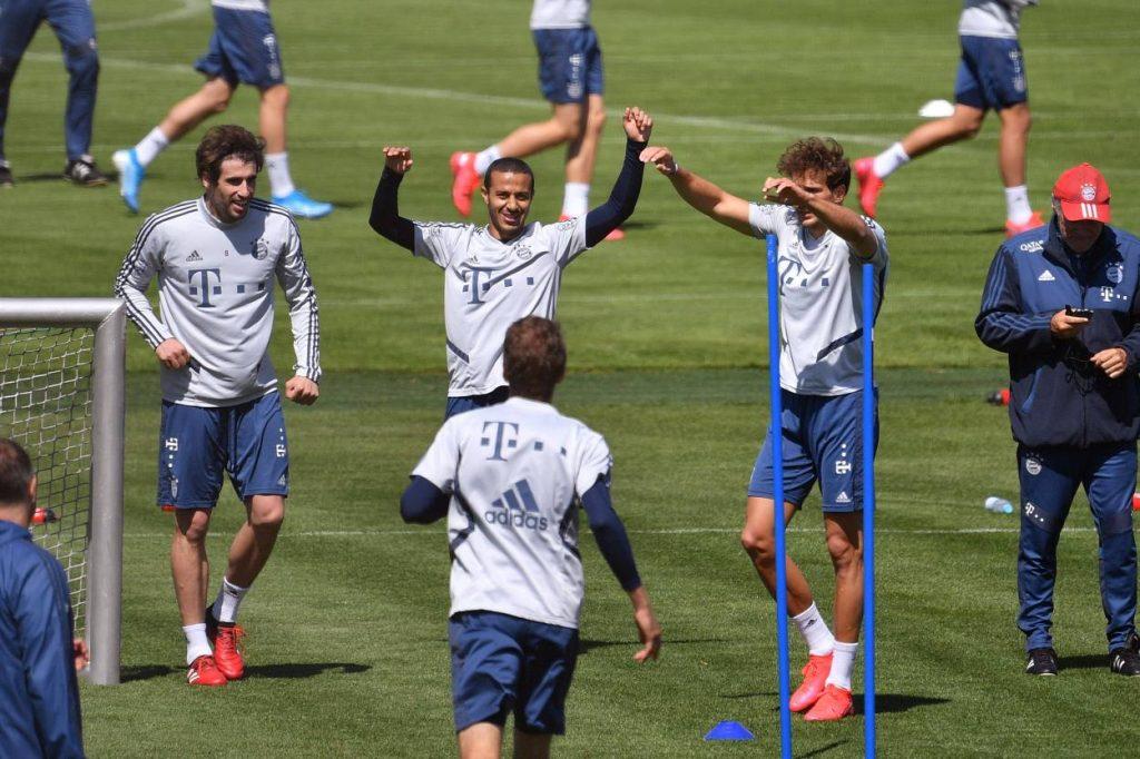 Thiago, Bayern