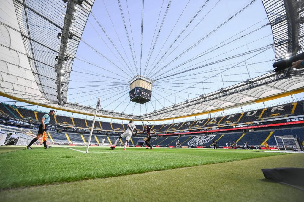 Finalturnier der Champions League doch nicht in Commerzbank Arena in Frankfurt am Main