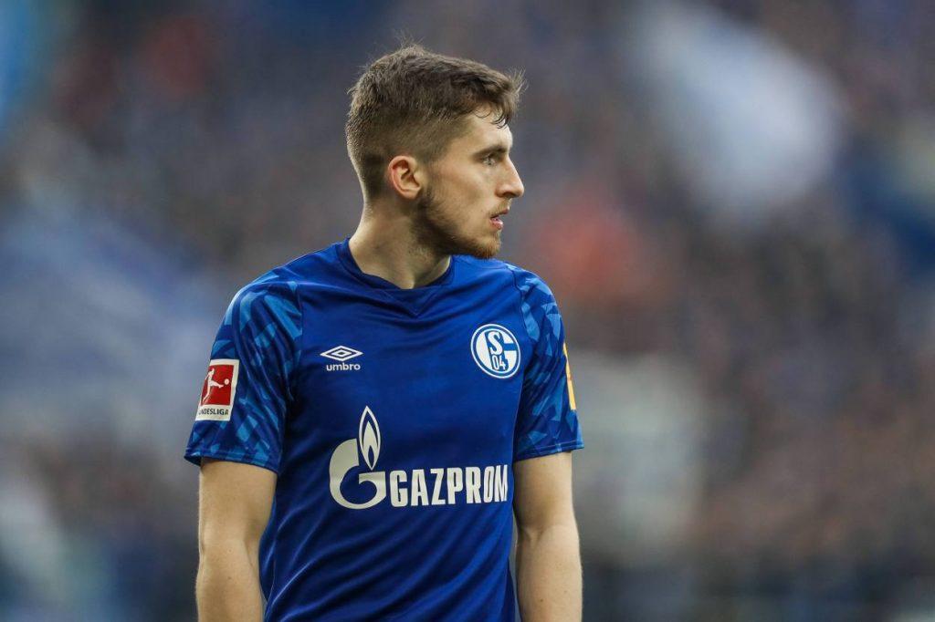 Fussball Bundesliga Saison 2019/2020, 30. Spieltag. FC Schalke 04 bei Union Berlin, Jonjoe Kenny (FC Schalke 04)
