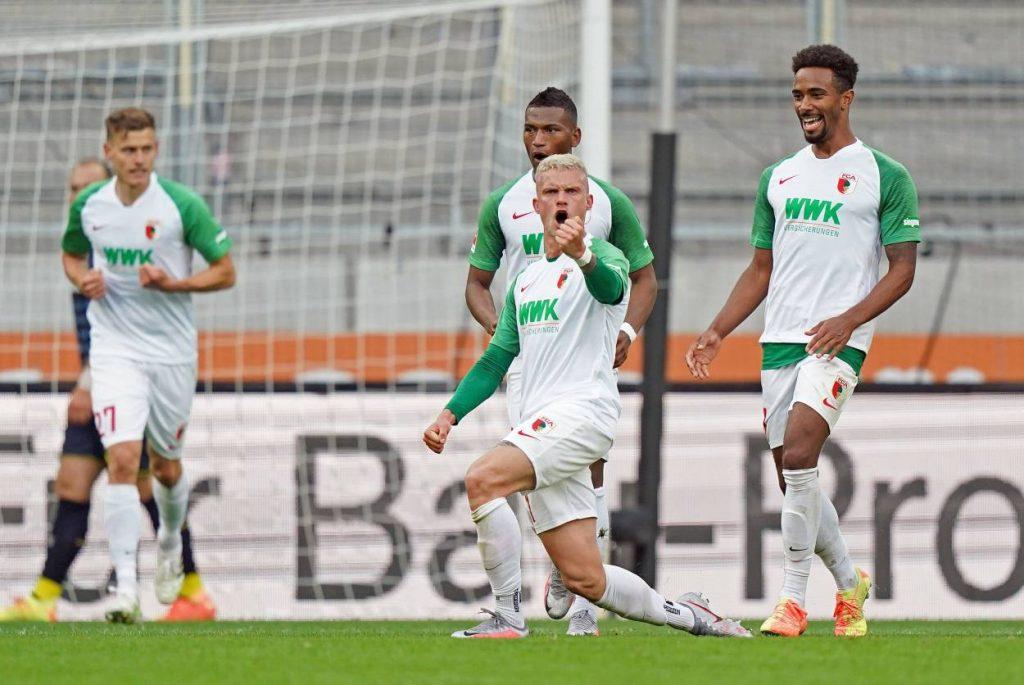 1.Bundesliga, Alles klar: Wechsel von Philipp Max vom FC Augsburg zu PSV Eindhoven