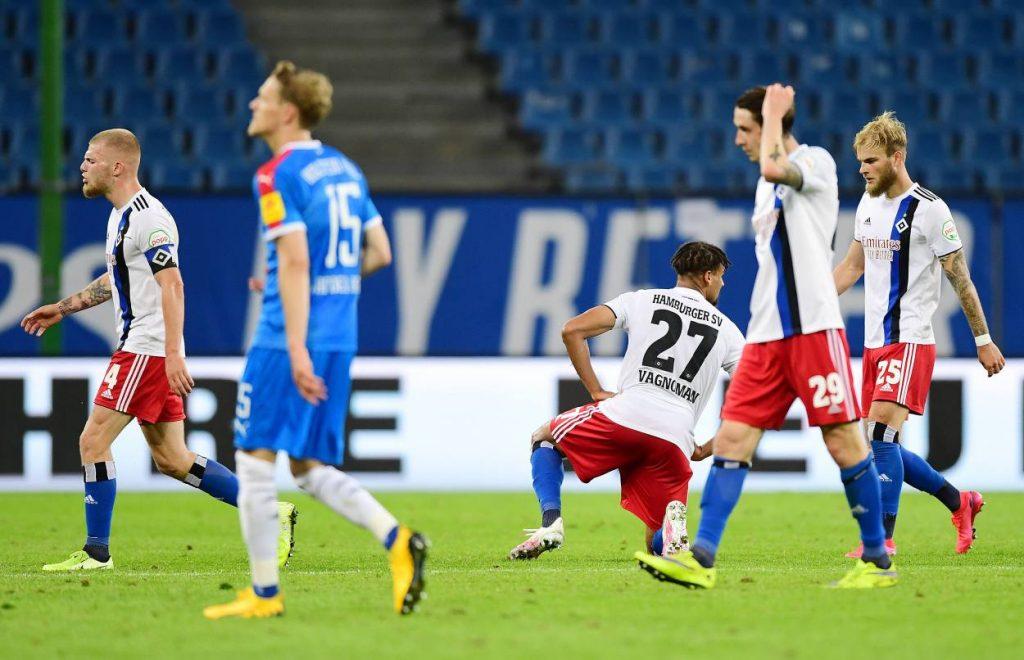Hamburger SV - Holstein Kiel 3:3