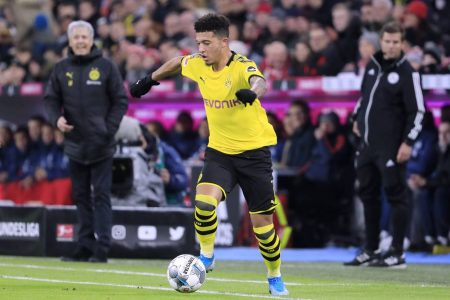 Borussia Dortmund eye Jadon Sancho replacement