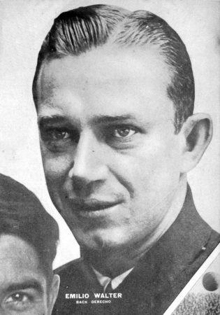 Emil Walter - FC Barcelona 1932/33: