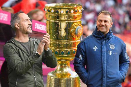 DFB-Pokal, Hütter, Flick