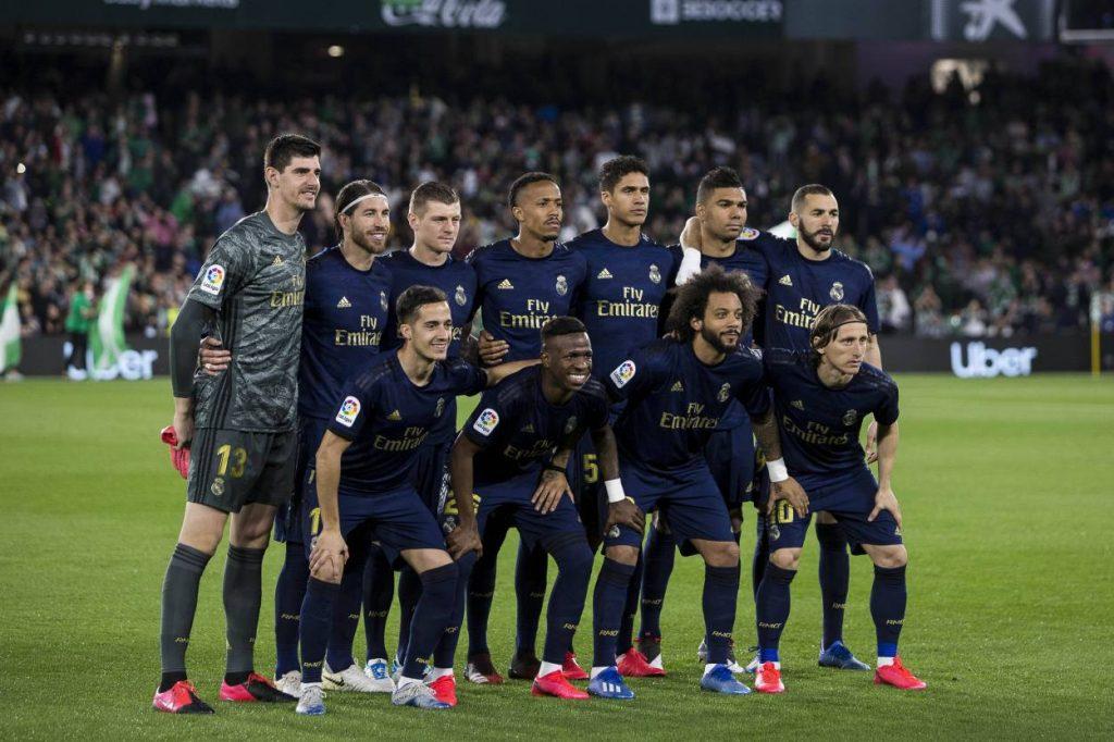 Rea Madrid, Team, Mannschaft, 2020