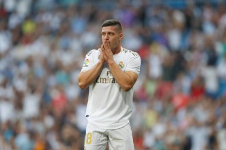 Real Madrid star forced to self-isolate