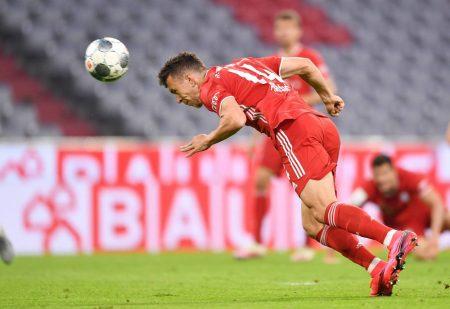 Ivan Perisic FC Bayern München Eintracht Frankfurt