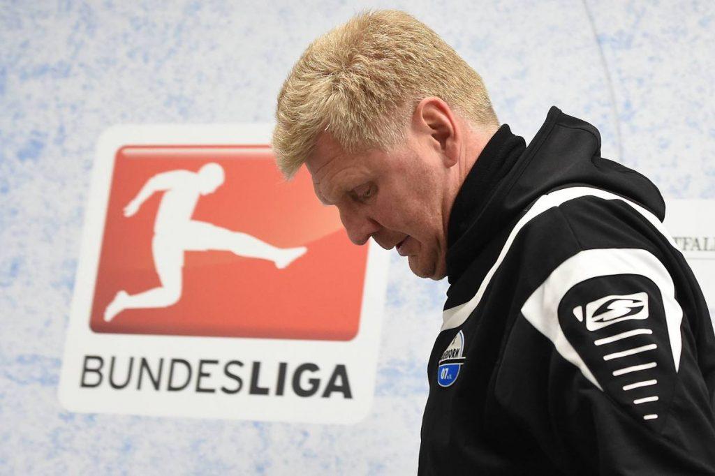 Stefan Effenberg SC Paderborn