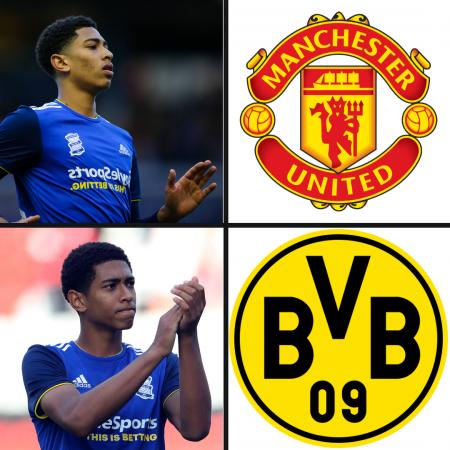 Jude Bellingham wechselt nach Dortmund meme