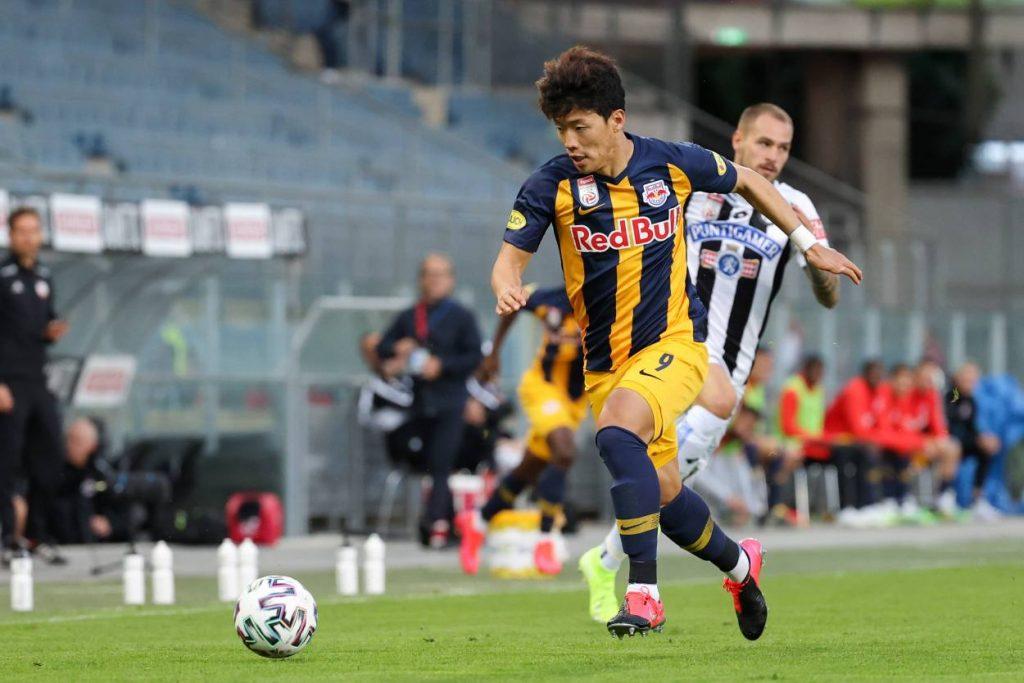 Hwang, RB Salzburg, Hee-chan Hwang, Transfer, RB Leipzig