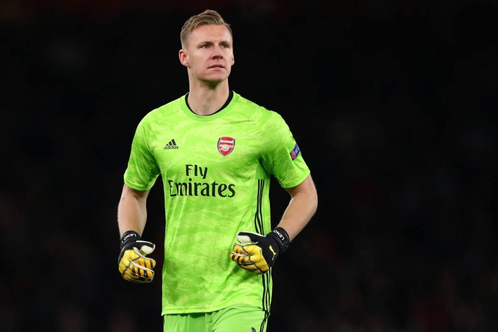 Leno targeting Champions League qualification