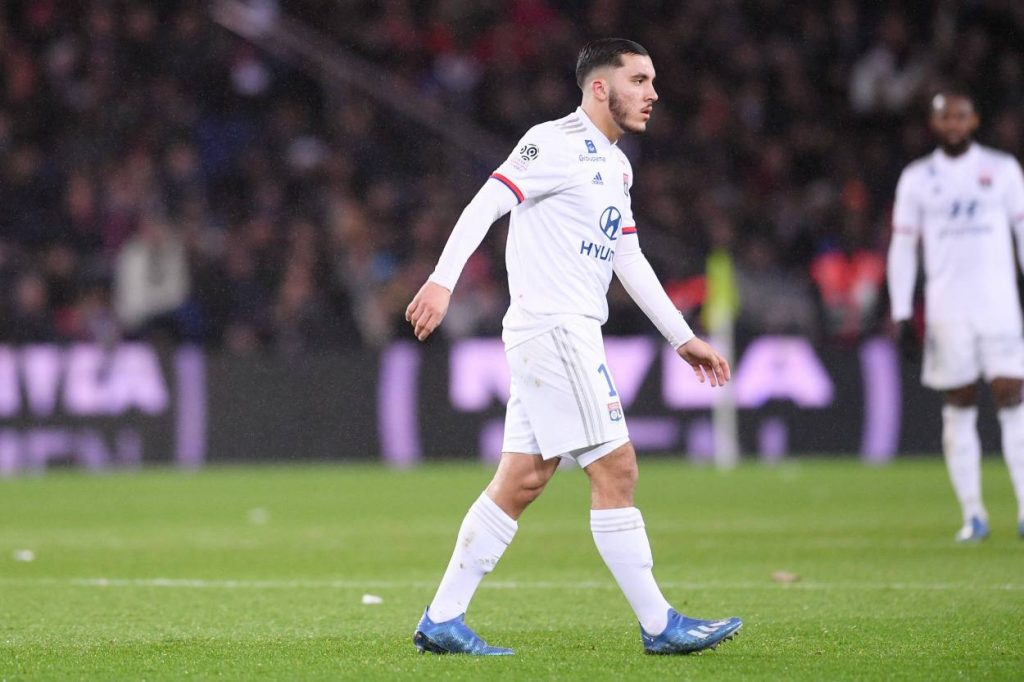 Lyon President reveals Real Madrid and Man Utd were after wonderkid
