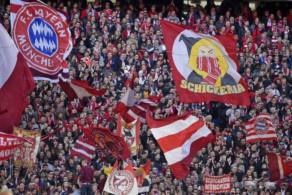 FC Bayern München Fahne