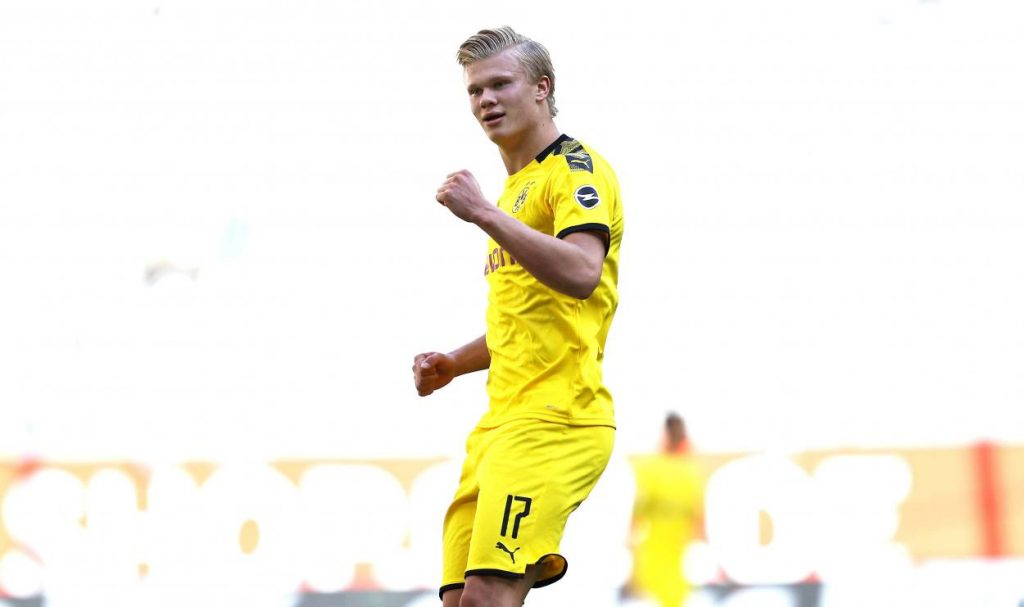 Mino Raiola on Erling Haaland: 'Four English clubs can afford to buy him'