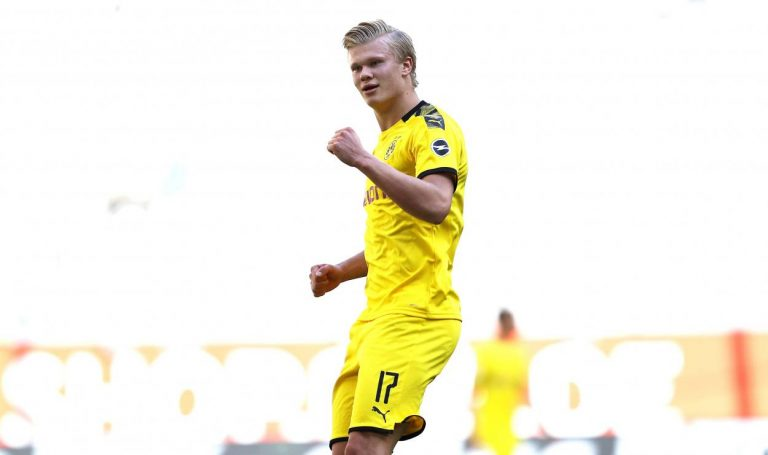 How much is Erling Haaland worth? Borussia Dortmund reveal their valuation of the Norwegian