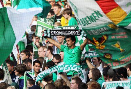 Werder Bremen Fahne