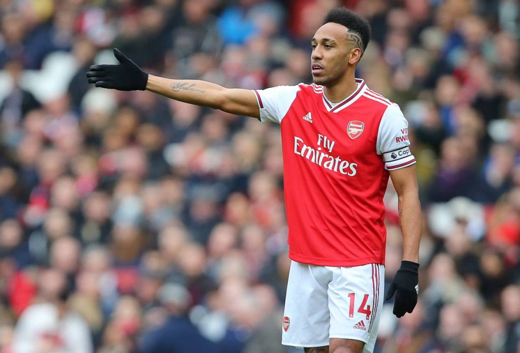 Mikel Arteta confident Aubameyang will sign a contract extension with Arsenal