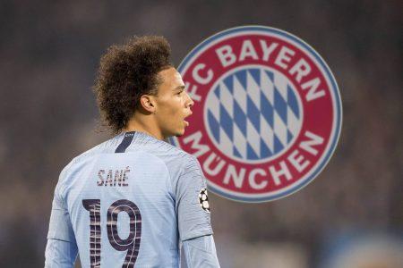 Sane, Bayern, Manchester