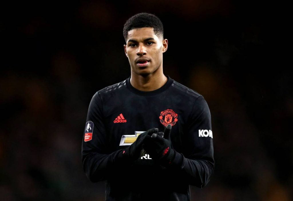 Cavani out, Rashford in: How Manchester United might line up against Leicester City