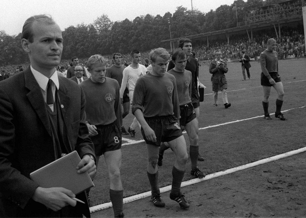 7. Juni 1969: Der vielleicht bitterste Abgang in der Geschichte des 1. FC Nürnberg.