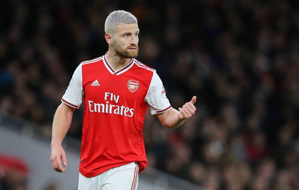 Arsenal defender hints at Bundesliga transfer