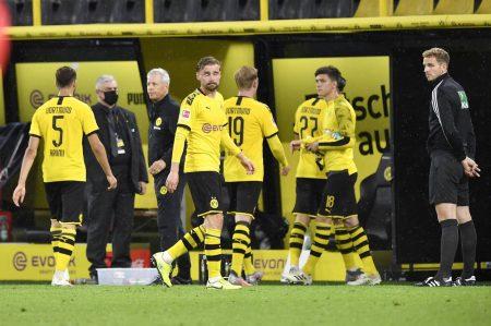 Borussia Dortmund Mainz 05 0:2
