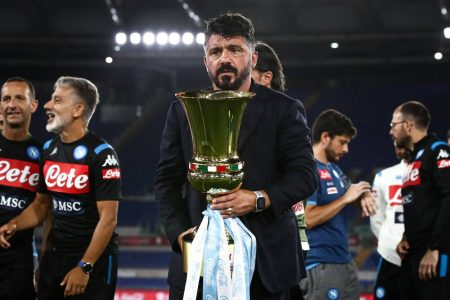 After winning his first major as a coach, Gennaro Gattuso claims that his side deserved to win against Juventus in Coppa Italia final.