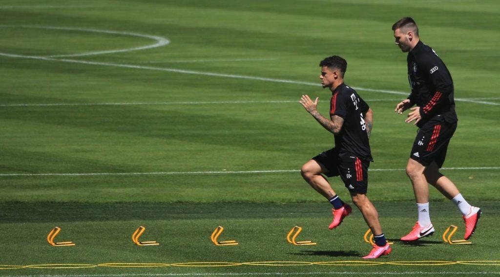 Süle, Coutinho, Bayern