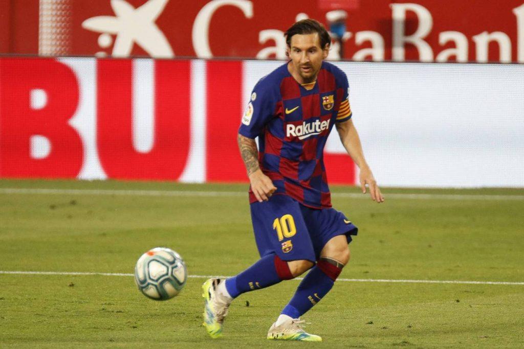 Messi, Barca, sevilla, la liga, spanien