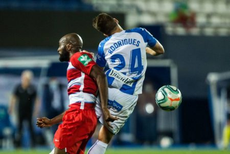 Leganes earned a vital point against 9th-placed Granada as the club is looking to play another season in Spanish top-flight.