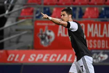 Cristiano Ronaldo and Paulo Dybala on target as Juventus beat Bologna by 2-0 and extend their lead at the top of Serie A table.
