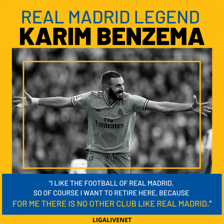 Karim Benzema - Real Madrid legend