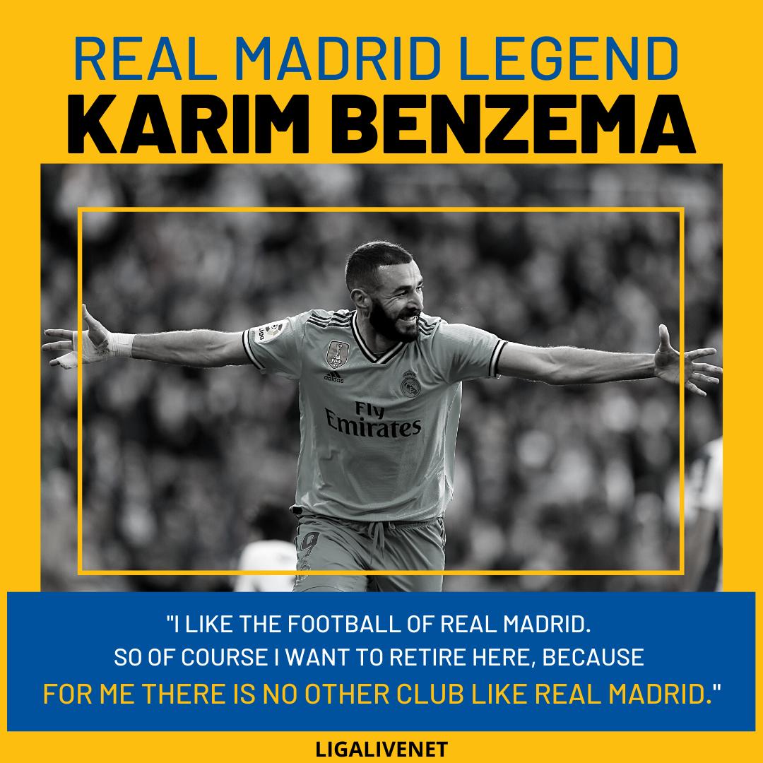 Karim Benzema - Real Madrid legend