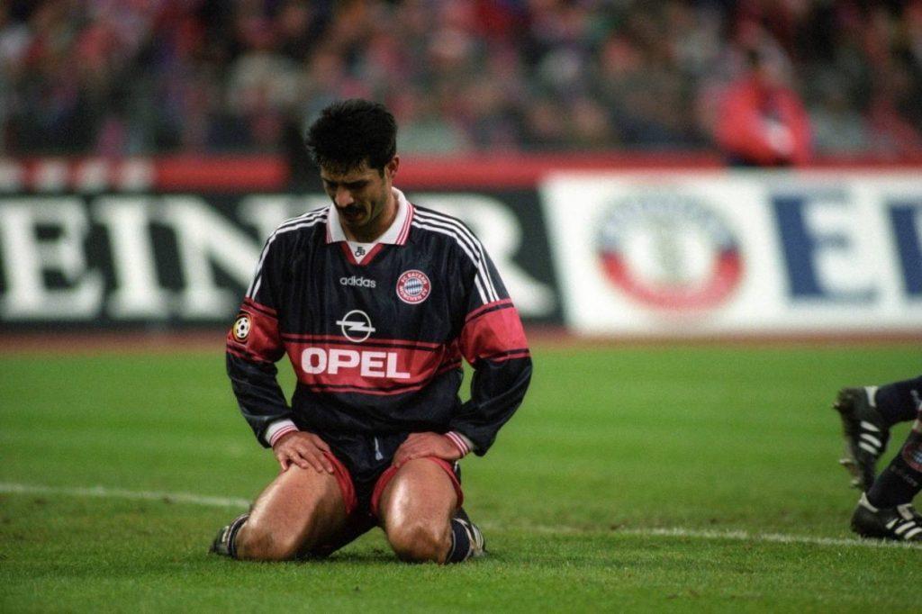 Selbst ein Welttorjäger hat es in München schwer… Ali Daei.