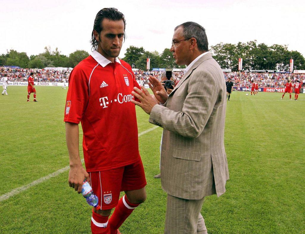 Ali Karimi war einer der Lieblinge von Felix Magath.